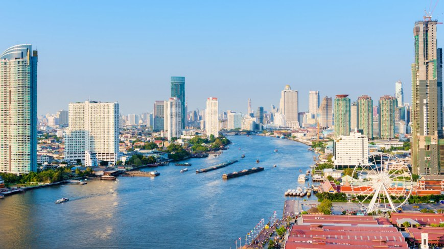 bangkok real estate market